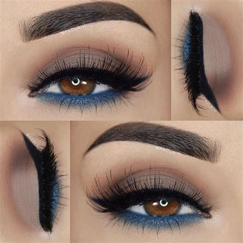Best Eye Liner best 25 brown ideas on brown makeup