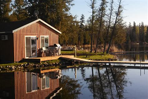 minnesota family resort cabins near bemidji mn