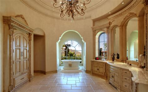 mediterranean bathroom master bathroom hers mediterranean bathroom other