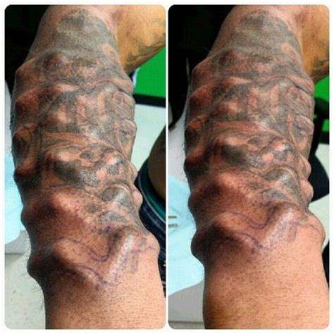 Modification Work Meaning by Ink On