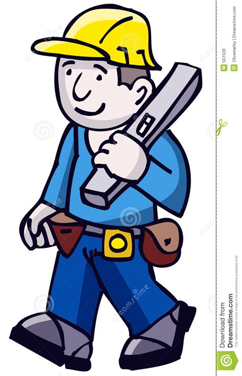 builder clipart builder royalty free stock images image 551539