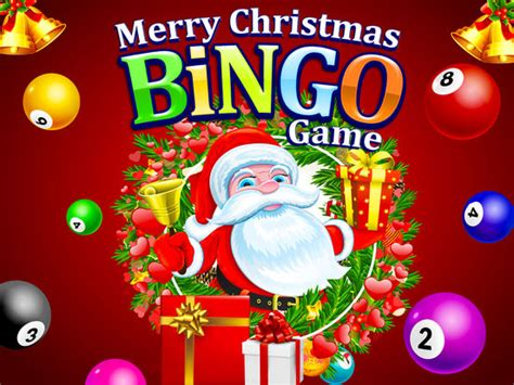 App Shopper: Merry Christmas Bingo Game (Games)