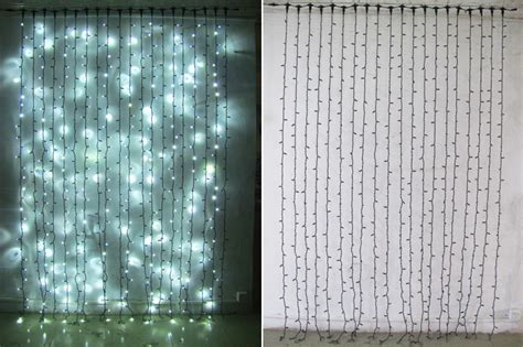 outdoor waterproof commercial led curtain lights buy