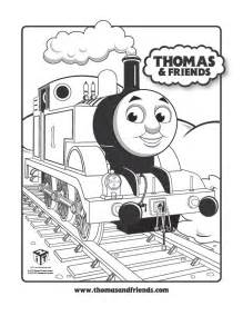 thomas the tank engine free printable coloring pages