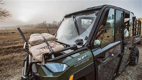 new 2019 polaris ranger crew xp 1000 eps premium   utility