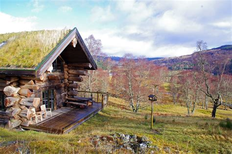 Scottish Highlands Log Cabins by Eagle Brae Your Luxurious Retreat In The Scottish