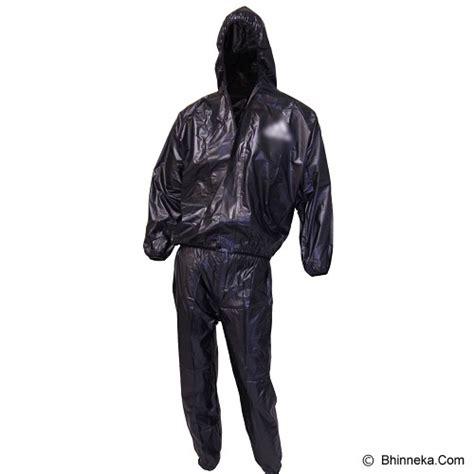 Jas Hujan Raincoat Mantel jual go fits mantel raincoat hitam murah