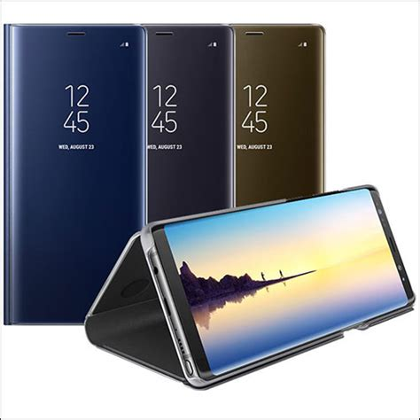 Samsung Galaxy Note Fe Flip Cover Clear View Softcase Sarung 16 best samsung galaxy note 8 cases enjoy superior style