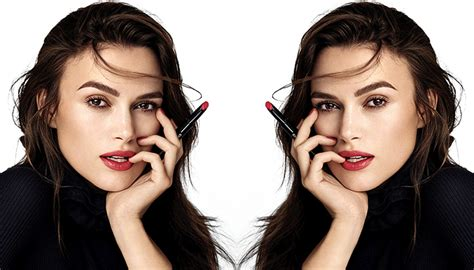 rouge coco film with keira amp up your style with chanel s new rouge coco stylo lipstick