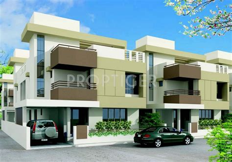 lifestyle homes 1982 sq ft 3 bhk 3t villa for sale in b r patel siddharth