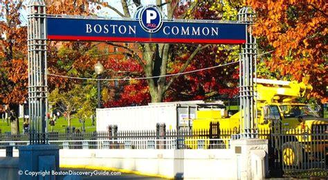 Boston Common Garage Directions boston common garage downtown boston parking cheap rates