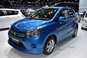 Suzuki Facelift Maruti Suzuki Celerio Facelift Rendered