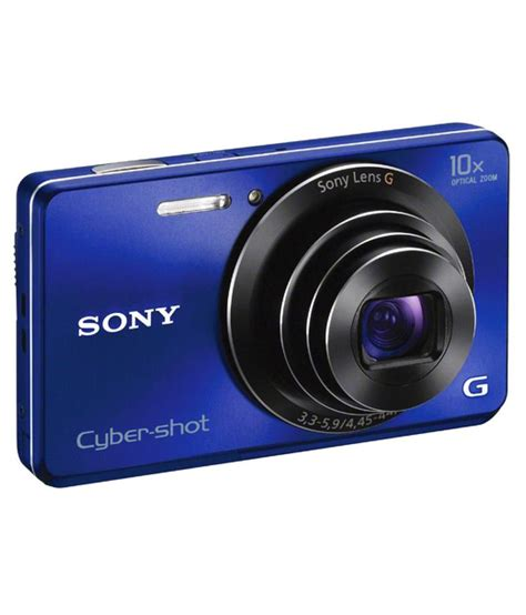 Sony W690 Kamera Digital sony cybershot w690 16 1mp digital blue buy