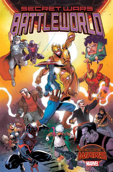 secret wars this week in secret wars an explosion of new titles 13th dimension comics creators culture