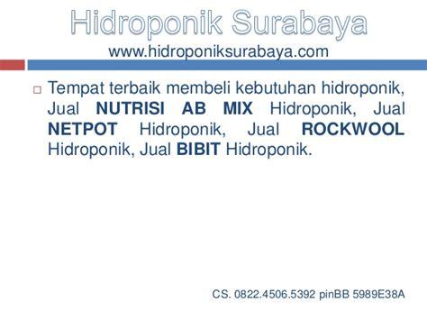 Nutrisi Hidroponik Ab Mix Surabaya 0822 4506 5392 t sel pupuk untuk hidroponik nutrisi