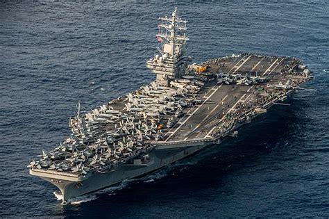 ronald portaerei hacker cinesi attaccarono la portaerei uss