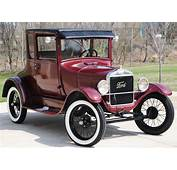 1926 Model T Coupe – 'Pinky'  OLDMOTORSGUYCOM
