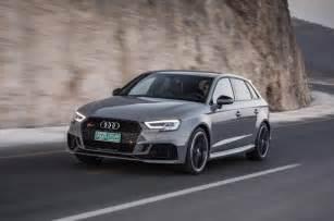 Audi Rs3 Audi Rs3 Sportback 2017 Review Autocar