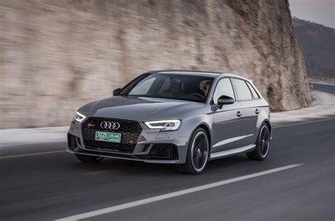 Audi Rs3 Sportback by Audi Rs3 Sportback 2017 Review Autocar
