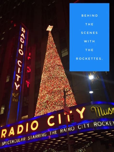radio city christmas tree stress free baby