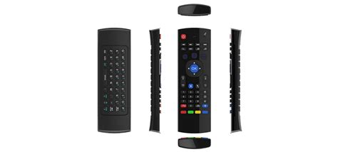 android air xmedex android air remote keyboard pro series 6 axis gyroscope wireless 2 4ghz