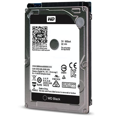 Western Digital 1tb Black 1000gb western digital wd black 1tb 2 5 quot serial ata 600