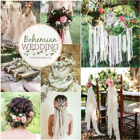 Boho Hochzeit by Bohemian Wedding Ideas Diy Boho Chic Wedding The 36th