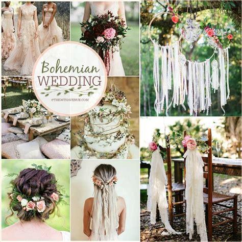 Bohemian Wedding Ideas   DIY Boho Chic Wedding   The 36th