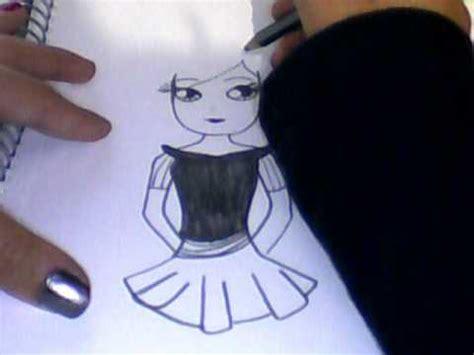 como desenhar uma fada em estilo mangá youtube