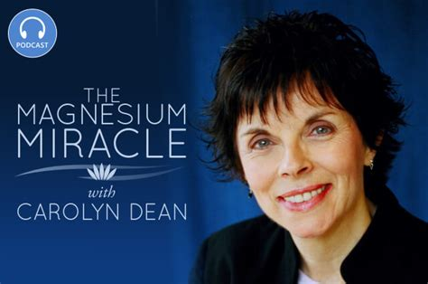 Detox Miracle Magnesium by Transcript 125 The Magnesium Miracle With Dr Carolyn