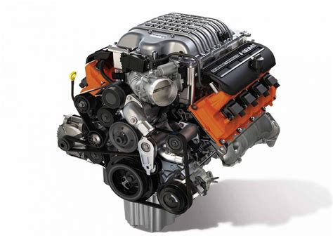 hellcat engine fca announces hellcat hellcrate crate engine package