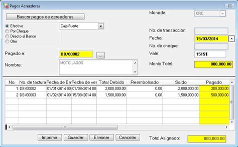 facturas de pago izzi pagos de facturas recibidas