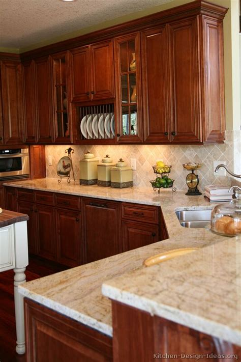 kitchen cabinets and countertops designs pictures of kitchens traditional medium wood kitchens