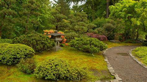 Portland Gardens by Portland Japanese Garden Portland Oregon Attraction