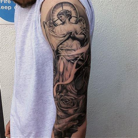 80 Ways To Express Your Faith With A Religious Tattoo Religious Designs
