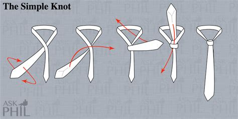 Easy Knots - how to ask phil