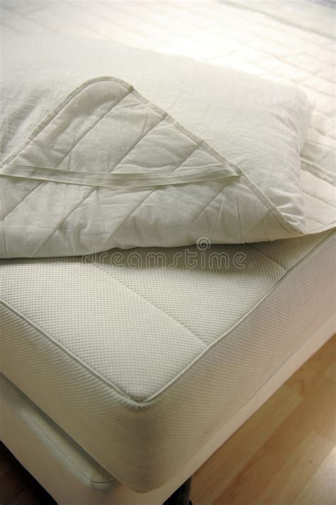 royalty comfort mattress mattress and bed cover royalty free stock photography