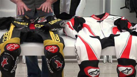 Motorrad Lederkombi Test 2013 by Alpinestars Ama Pro Road Race Suit Review From