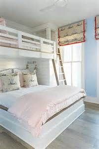 Coastal Bunk Beds Coastal Living 2015 Showhouse Bunkrooms Before After