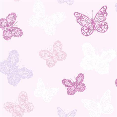 pink wallpaper lowes shop graham brown kids at home 56 sq ft pink paper