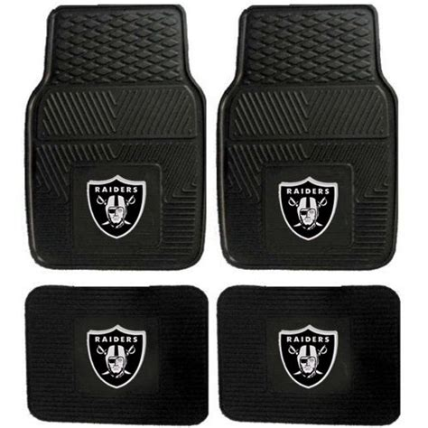 Oakland Raiders Floor Mats oakland raiders floor mats price compare