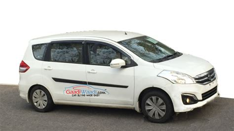 maruti ertica maruti ertiga shvs hybrid to come in october 2015