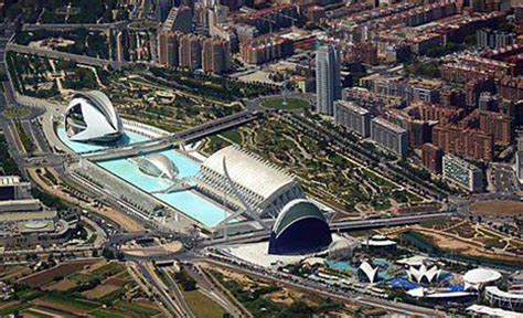 the city of arts and sciences by santiago calatrava and felix candela introduction and index to the images of the city of arts