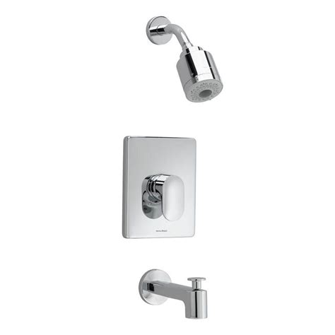 American Standard Shower Faucet Installation by American Standard Hton 1 Handle Tub And Shower Faucet