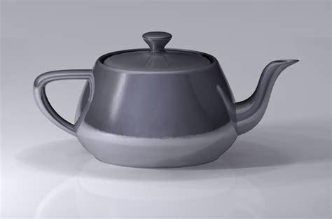 A Pot Of Tea utah teapot