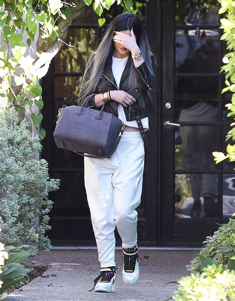 andy lecompte hair salon in west hollywood kylie jenner leaves andy lecompte salon in west hollywood