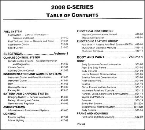 automotive repair manual 2006 ford f series electronic valve timing 99 ford econoline van manual