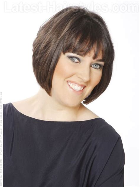 angled hairstyles for medium hair 2013 stacked bob hairstyles back view stacked feathered bob