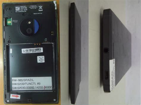 Nokia Lumia C1 nokia lumia 830 leaks ahead of official announcement in september gizbot