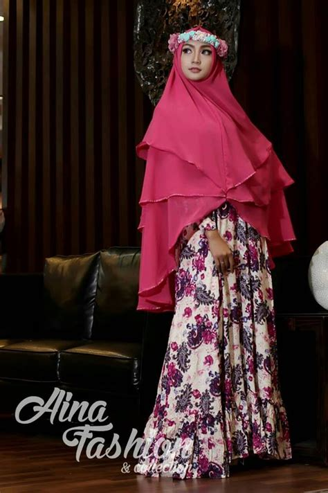 Gamis White Flow gamis terlaris bulan ini busana muslim pesta pusat